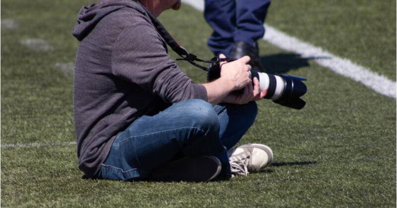 スポーツ 写真 撮影代行