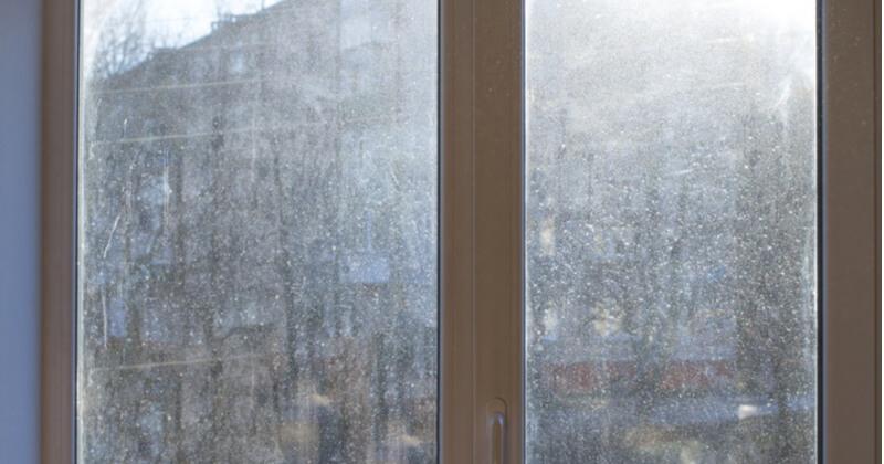 窓 ガラス 掃除