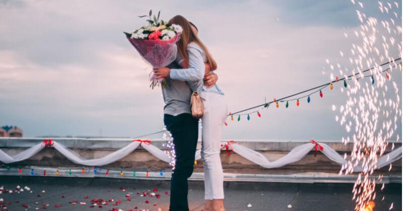 思い出に残るプロポーズのアイデア