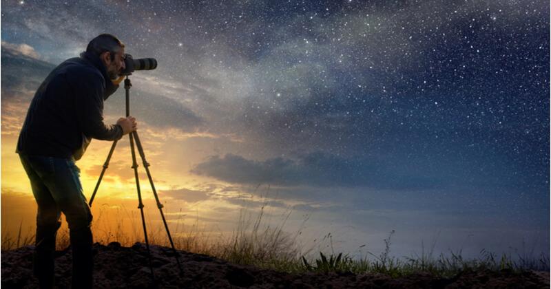 星空 撮影