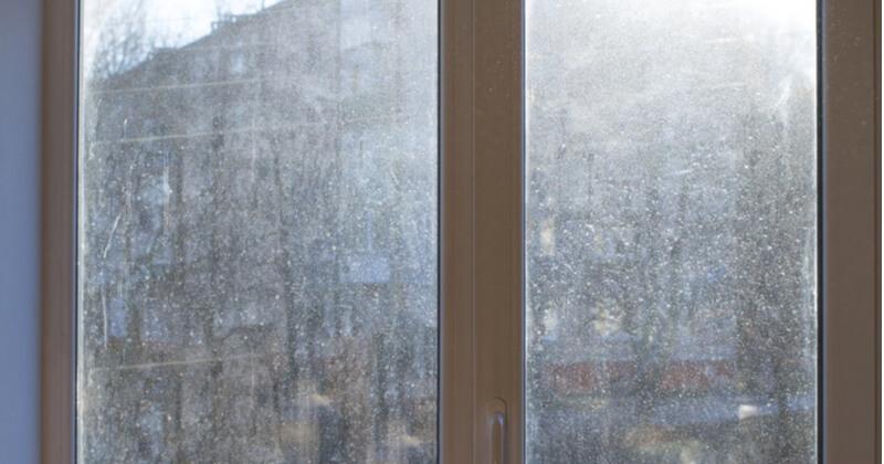 窓の掃除に関する悩み